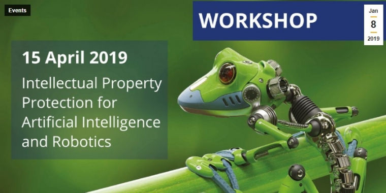 Workshop on 'Artificial intelligence and robotics' in Munich, 15 April 2019