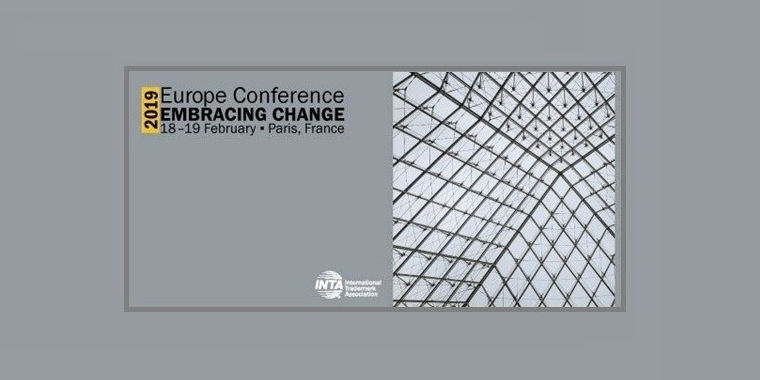 2019 INTA Europe Conference in Paris, France