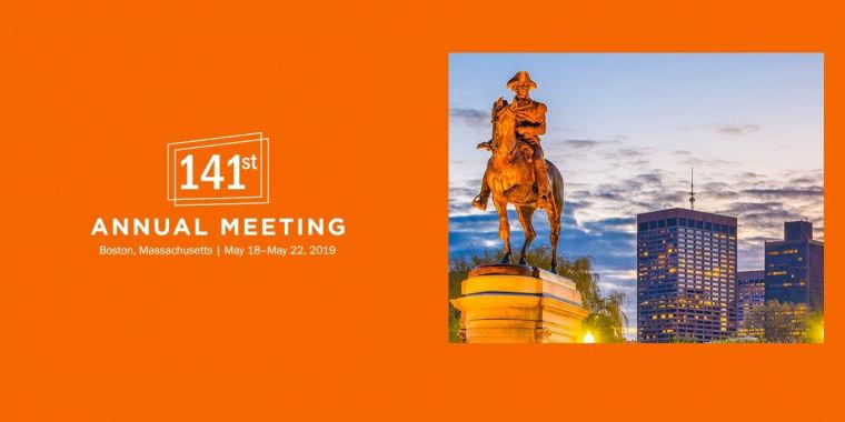 2019 INTA Annual Meeting in Boston, Massachusetts
