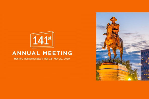 2019 INTA Annual Meeting in Boston, Massachusetts