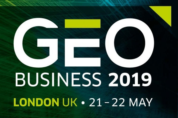 Geo Business Show 2019, London