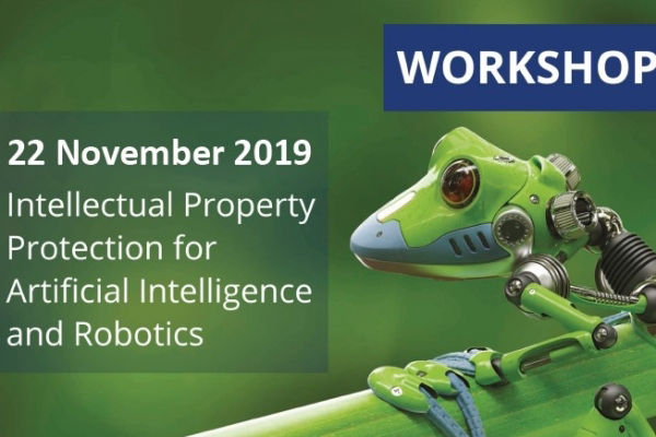 IP protection for artificial intelligence and robotics