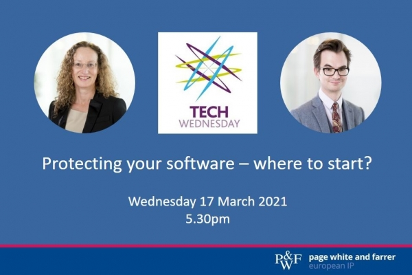 Webinar: Protecting your AI software with Tech Wednesday