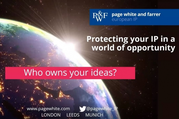 Leeds Library Tech Talk – Who owns your idea?