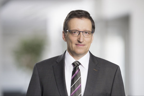 Mr. Dirk C. Söltenfuss, patent attorney at our Munich office