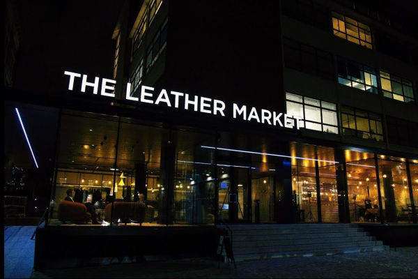 The Leather Market: Virginia Driver presents at the iF Seminar