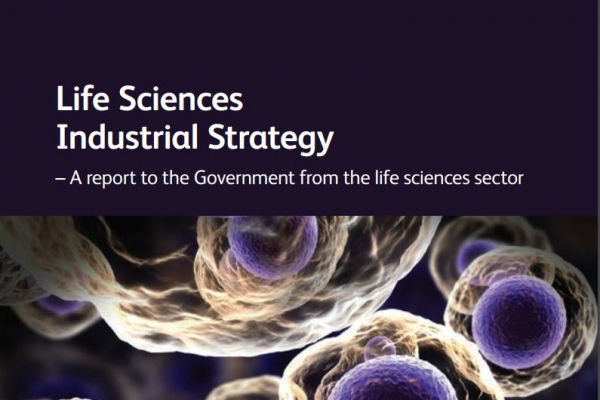 Life Sciences Industrial Strategy by Sir John Bell, a report to the government from the life sciences sector