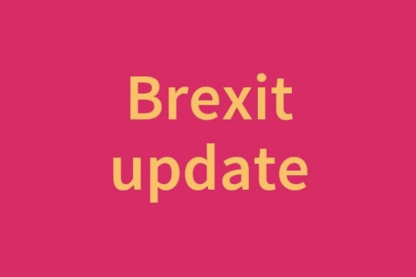 Brexit update to IP rights