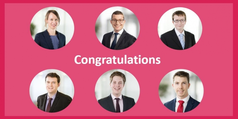 Page White and Farrer in London are pleased to announce the good news of the promotion of six of our expert patent and trade mark attorneys.