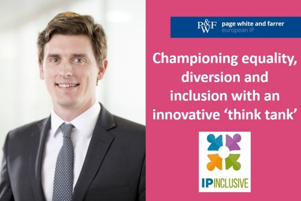 Page White and Farrer take part  in diversity think tank with IP Inclusive