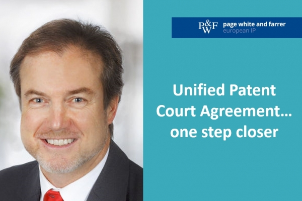 Unified Patent Court Agreement moves ahead as German Federal Constitutional Court rejects challenges