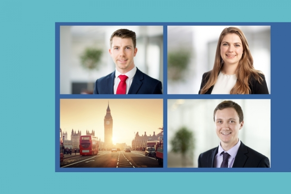 Congratulations to our attorneys who have been promoted