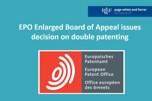 Double patenting can be refused by EPO for 'same subject matter' but not for 'similar' or 'overlapping' claims
