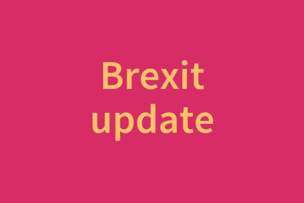 Brexit update: 3D design rights registration