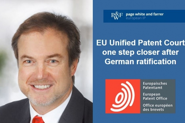 EU Unified Patent Court one step closer after German ratification