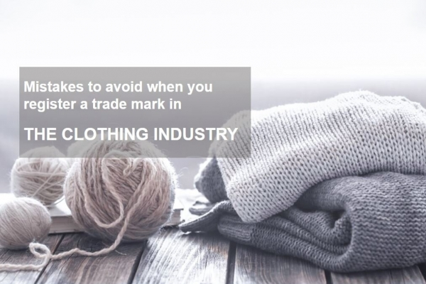 How not to register trade marks in the UK fashion industry