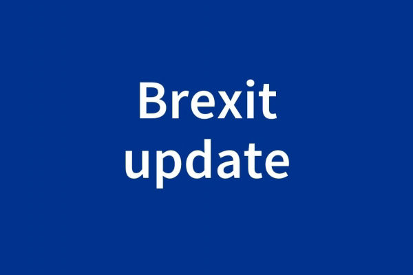 Brexit update: intellectual property