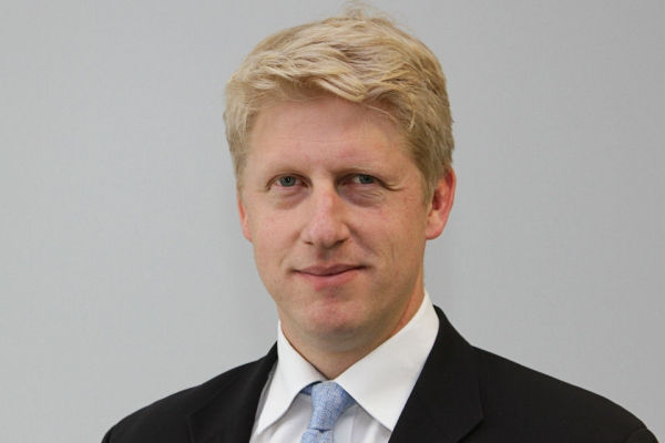 Jo Johnson new UK IP minister