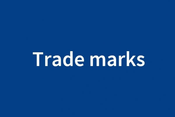 Trade marks: recording changes of name, assignments, mergers and divisions