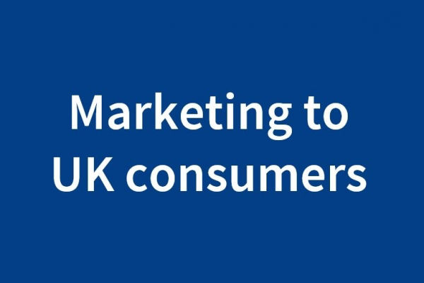 Unfair commercial practices UK consumer marketing